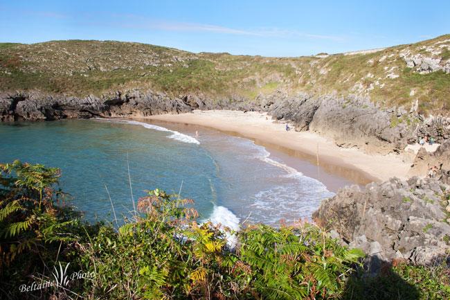 Pequeñas calas con encanto Asturias