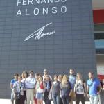 APIT Museo y circuito Fernando Alonso