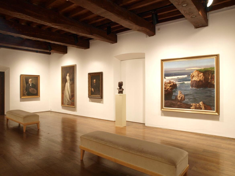casaoviedo_portal2Vista general de la sala 12. Fotografía: Pedro Pardo.